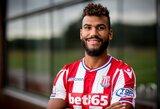 """Oficialu: """"Stoke City"""" nemokamai įsigijo patyrusį puolėją, """"West Ham"""" gretas sustiprino talentas iš Balkanų"""