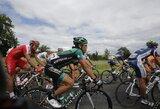 """Paskutiniame """"Tour du Limousin"""" dviračių lenktynių etape E.Šiškevičius liko toli nuo lyderių"""