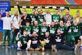 Ketvirtajame Lietuvos rankinio lygos ture – nauji lyderiai