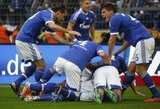 """""""Schalke"""" svečiuose įveikė Vokietijos čempionus (kiti rezultatai)"""