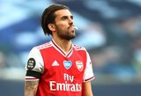"""D.Ceballosas lieka dar vienam sezonui rungtyniauti """"Arsenal"""""""