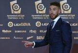 """S.Ramosas: """"Geras """"Barcelona"""" žaidimas amžinai nesitęs"""""""