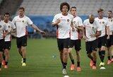 Pasaulio čempionato apžvalga: Pietų Korėja – Belgija