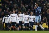 """""""Man City"""" klubas išbarstė persvarą ir neįveikė """"Tottenham"""""""