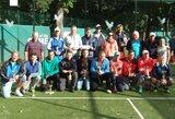 Padelio tenisininkai pabaigė vasaros sezoną