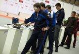 Danijoje prasidėjo Europos šaudymo pneumatiniais ginklais čempionatas