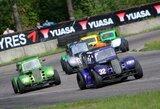 """Riga Summer Race 2015"" lenktynėse K.Calko ""European Le Mans"" prototipą iškeis į legendą"