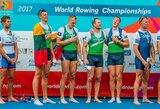 Šeštadienį Trakuose – Lietuvos irklavimo žiemos čempionatas