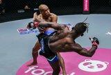 """""""ONE Championship"""" turnyre – įspūdingas nokautas per 37 sekundes ir galimybė D.Johnsonui"""