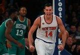 Paskelbti balandžio mėnesio NBA naujokai