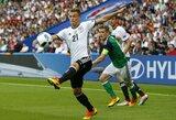 """J.Kimmichas sukritikavo J.Lowo sprendimą nebekviesti į Vokietijos rinktinę kelių """"Bayern"""" futbolininkų"""