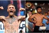 M.Pacquiao iškvietė C.McGregorą į tikrą bokso kovą