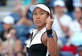 """Pirmoji pasaulio raketė sėkmingai tęsia """"US Open"""" turnyro titulo gynybą"""