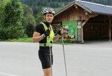 Atviro Europos vasaros biatlono čempionato persekiojimo lenktynėse T.Kaukėnas finišavo 7-as