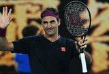 R.Federeris neatmeta galimybės karjerą tęsti ir kitąmet