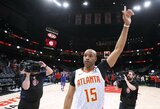"""V.Carteris: """"Savo sielos dėl NBA žiedo neparduosiu"""""""