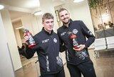 Į Lietuvą sugrįžę E.Juškauskas ir A.Paliukėnas yra beveik tikri, kad į Dakarą vyks ir kitais metais