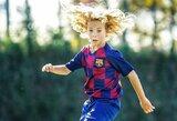 """Naujasis """"Barcos"""" Messi: devynerių jis pasirašė sutartį su """"adidas"""", vienuolikos jis turi 60 tūkst. sekėjų """"Instagrame"""""""