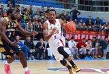 """Kinijos pirmenybių rezultatyvumo rekordą pasiekęs amerikietis Eurolygos klubus iškeitė į """"Galatasaray"""""""