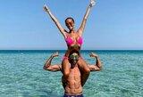 Daugkartinis pasaulio ir Europos plaukimo čempionas išgelbėjo skendusį jaunavedį