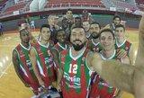 """""""Žalgirio"""" kelyje – šį sezoną staigmeną jau pateikusi """"Pinar Karšiyaka"""" ekipa"""