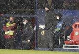 """Z.Zidane'as išliejo pyktį dėl nenukeltų """"Real"""" rungtynių: """"Sąlygos žaisti buvo labai sudėtingos"""""""