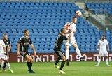 N.Valskio rezultatyvus perdavimas padėjo jo klubui pasiekti Izraelio taurės finalą