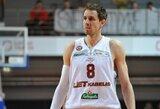 """M.Lukauskis pasakė, kodėl sugrįžo į """"Lietuvos rytą"""" ir džiaugėsi permainomis komandoje"""