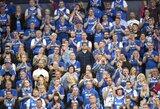 Įspūdinga: Islandijos rinktinės debiutą stebėjo 99,6 proc. šalies gyventojų