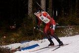 Lietuvos biatlonininkės nusitaikė į dvi vietas žiemos olimpiadoje