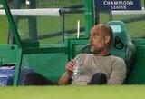 """Vilties neprarandantis P.Guardiola: """"Vieną dieną panaikinsime Čempionų lygos prakeiksmą"""""""