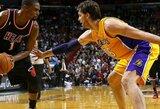 """Laisvuoju agentu tapsiantis Ch.Boshas atsidūrė """"Lakers"""" akiratyje"""