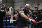 """T.Fury pribloškė gerbėjus kūno transformacija, """"Staples Center"""" arenoje į ringą žengs ir """"King Kongas"""""""