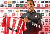 """Oficialu: """"Southampton"""" už 15,6 mln. eurų sustiprino olandų gynėjas"""