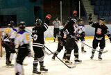 """Nelengvai įsibėgėję """"Hockey Punks"""" sutriuškino jaunuosius Elektrėnų ledo ritulininkus (komentaras)"""