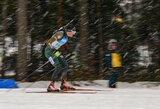 V.Strolia ir N.Kočergina pasaulio taurės estafetėje finišavo 20-i, estai sensacingai laimėjo sidabrą