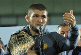 """Oficialu: """"UFC 242"""" turnyras vyks Abu Dabyje, D.Poirier jau nusiuntė kovos vietą C.Nurmagomedovui"""