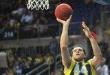 """Į NBA išvykti siekiantis B.Bogdanovičius nesutiko pratęsti sutarties su  """"Fenerbahce Ulker"""" klubu"""