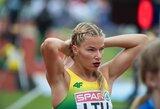 M.Morauskaitė laimėjo bėgimą Ispanijoje, Lietuvos lengvaatlečiai pagerino daug sezono rekordų