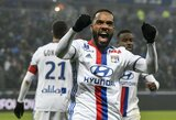 "Oficialu: A.Lacazette'as paliks Liono ""Olympique"""