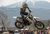 Pasaulio motokroso čempionate A.Jasikonis kyla į 4-ąją vietą