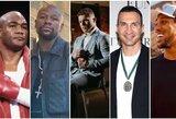 Top 20: turtingiausi visų laikų boksininkai