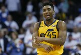 """NBA naujokas parklupdė """"Thunder"""" žvaigždyną"""
