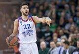 Dešimt Eurolygos žaidėjų, kurie gali persikelti į NBA