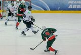 Baltijos ledo ritulio lygos finalinis ketvertas dar kartą nukeliamas