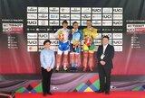 S.Krupeckaitė Honkonge iškovojo dar vieną medalį!