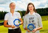 G.B.Starkutė triumfavo Lietuvoje vykusiame tarptautiniame golfo čempionate