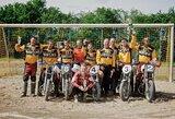 """Skuodo """"Bartuva"""" – Centrinės Europos motobolo lygos vicečempionė"""