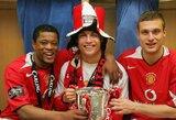 """C.Ronaldo: apie istorines 2003 m. rungtynes prieš """"Man United"""", pirmąjį pokalbį su S.A.Fergusonu ir 50-ies klubų susidomėjimą"""