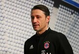 """N.Kovačas pripažino """"Bayern"""" nesėkmę: """"Mes nusipelnėme pralaimėti"""""""